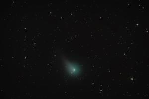 Der nicht-periodische Komet 2015 V2 (Johnson)