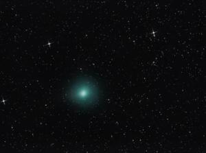 Der periodische Komet 41P/Tuttle-Giacobini-Kresak